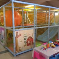 Indoor Playgroud Installation