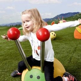 Klara Toddler Merry-Go-Round