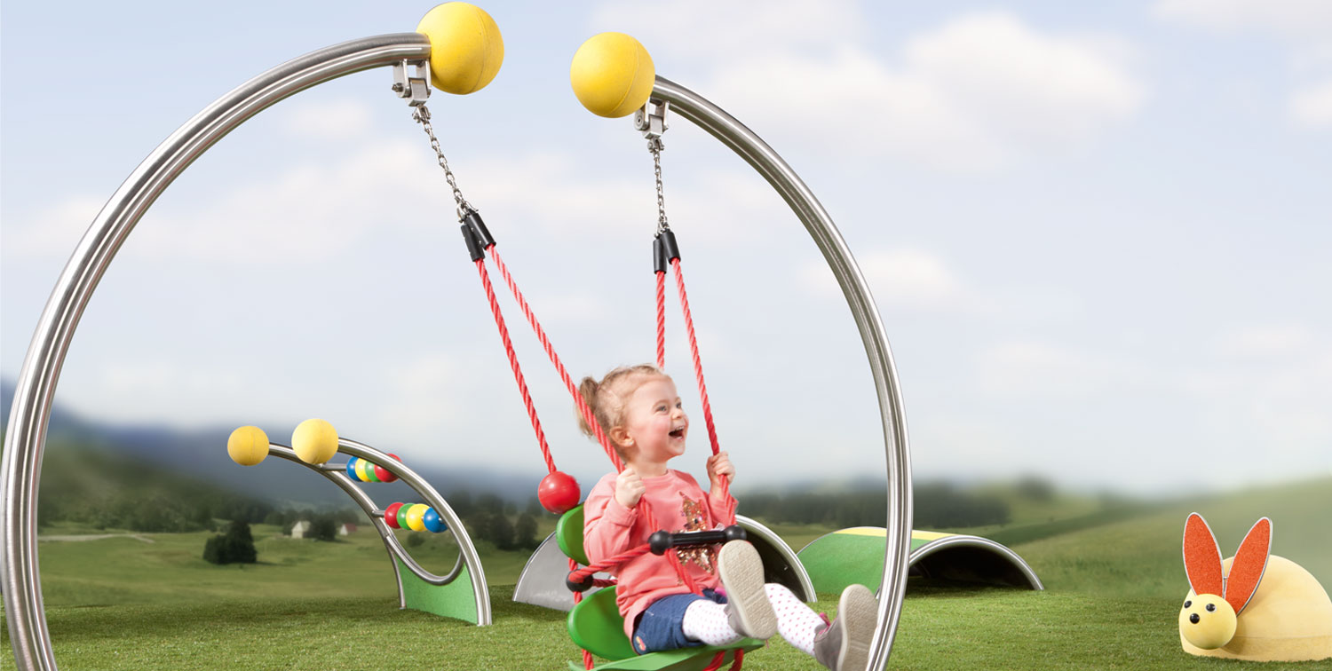 Toddler Swing and Playground