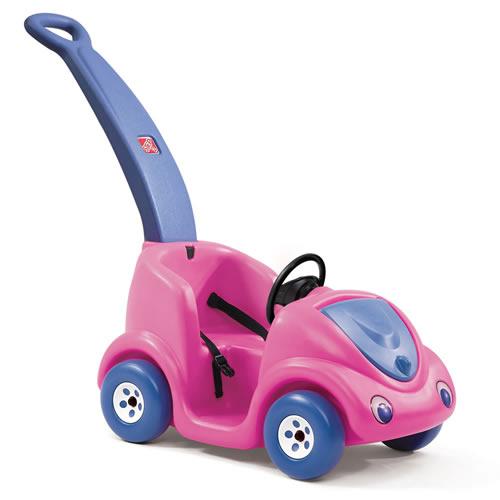 push around buggy pink