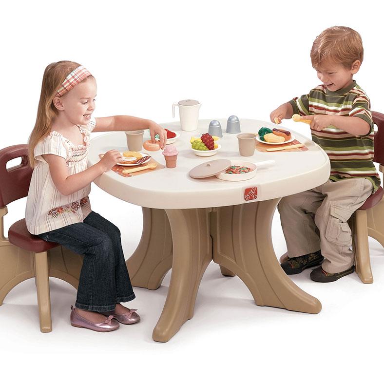 Kid S Indoor And Outdoor Play Set Kitchen