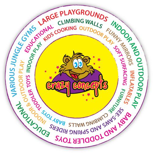 playground equipment we offer