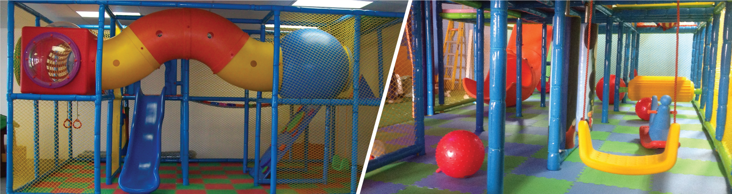 Indoor Modular Play